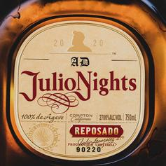 """AD Puts On For Compton With """"Julio Nights"""""""