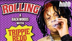 "Trippie Redd Explains Smoking Pet Peeves & Stealing His Grandma's Weed On ""How To Roll"""