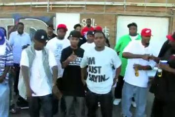 """Stretch Money (Cash Family) Feat. Willie The Kid """"Pitty Pat"""" Video"""