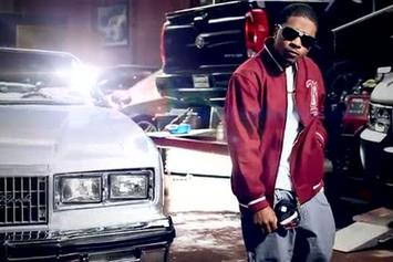 "Mann Feat. 50 Cent ""Buzzin"" Video"