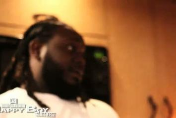 """Snoop Dogg Feat. T-Pain """"Behind The Scenes of """"Boom"""" Video Shoot"""" Video"""