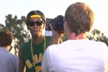 "Wiz Khalifa & Snoop Dogg Feat. Bruno Mars ""Behind The Scnes of ""Young, Wild & Free"" Video"" Video"