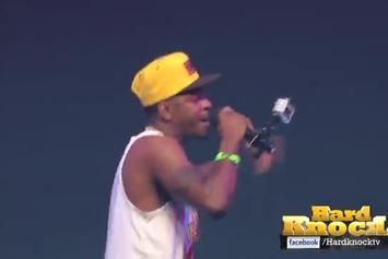 """King Los """"Hardknock TV Freestyle"""" Video"""