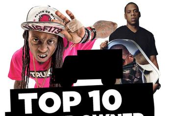 10 Rapper-Owned Clothing Brands