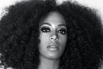 "Solange Launches Her Own Record Label ""Saint Records"""