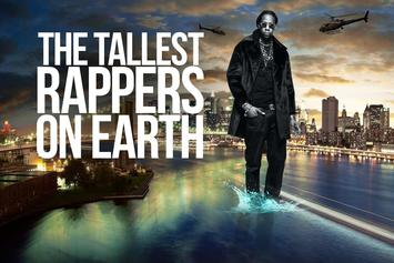 The Tallest Rappers On Earth