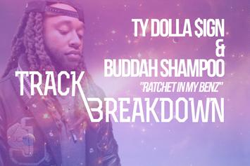 """Talking To Ty Dolla $ign & Buddah Shampoo On """"Ratchet In My Benz"""""""