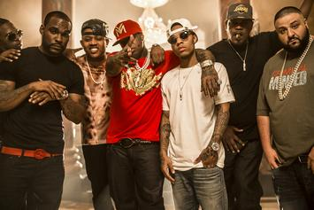 Album Cover, Track List & Features Revealed For New Rich Gang Compilation