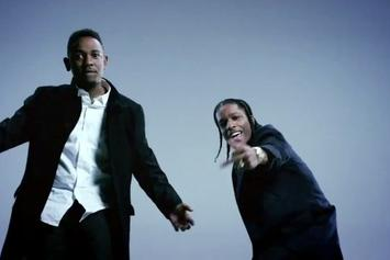 """A$AP Rocky Says Kendrick Lamar Is """"Smoking Crack"""" If He Thinks He's """"King Of New York"""""""