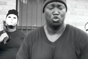 "Project Pat ""Mask Up"" Video"