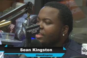 "Sean Kingston ""Breakfast Club Interview"" Video"