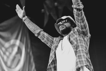 "ScHoolboy Q Says ""Oxymoron"" Is Finished & He Turned It In To TDE"