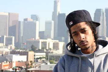 "Nipsey Hussle Says He Made $100k From Selling $100 ""Crenshaw"" Mixtapes"
