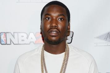 "Meek Mill Says Kendrick Lamar Beef Isn't ""Negative,"" Drake Is At The Top"