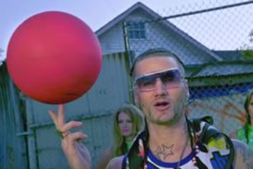 "Riff Raff ""MySpace Neon Icon Commercial"" Video"