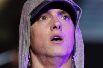 """Eminem Vents About Leaks In Hilarious """"MMLPII"""" PSA"""
