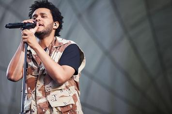 The Weeknd To Open For Justin Timberlake On U.S. Leg Of Tour