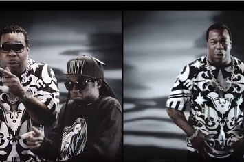 """Busta Rhymes Feat. Kanye West, Lil Wayne & Q-Tip """"Thank You"""" Video"""