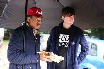 Chance The Rapper Is Moving In With James Blake