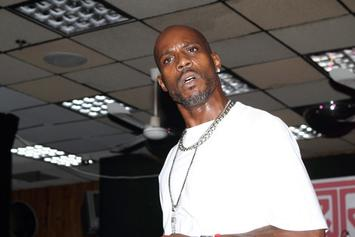 DMX Crashes Wedding Party