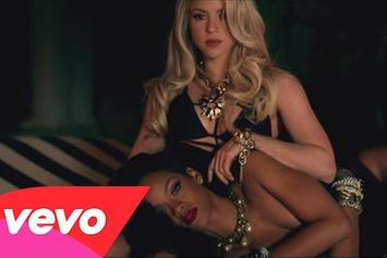 "Shakira Feat. Rihanna ""Can't Remember To Forget You"" Video"