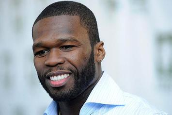 "50 Cent Leaves Interscope, Signs With Caroline/Capitol/UMG & Announces ""Animal Ambition"" Release Date"