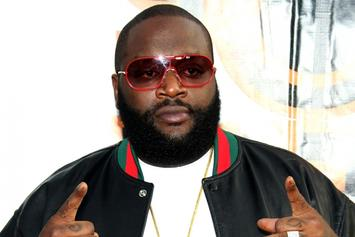 Rick Ross Releases Statement Clarifying Trayvon Martin Line