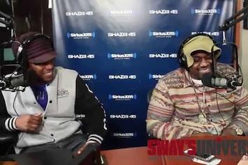 """Smoke DZA's """"Sway In the Morning"""" Freestyle"""