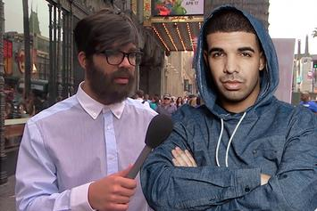 Drake Goes Undercover And Asks People About Himself