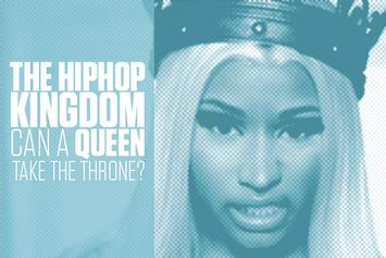 The Hip-Hop Kingdom: Can A Queen Take The Throne?