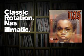 """Classic Rotation: Nas' """"Illmatic"""" 20 Years Later"""