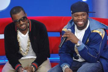 "50 Cent On Kanye West's ""Yeezus"": ""That Shit Is Weird To Me"""