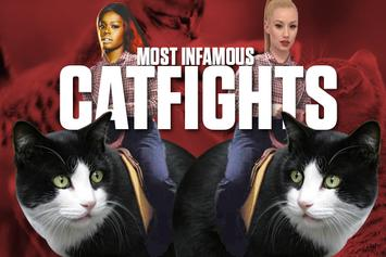 10 Most Infamous Catfights In Hip-Hop