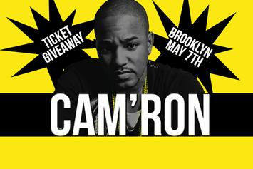Cam'ron Ticket Giveaway: See Killa Cam Live In Brooklyn, NY [Update: Winners Announced]