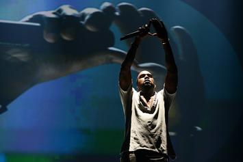 "Kanye West's ""Yeezus"" Film Poster Revealed [Update: Roc Nation Confirms It's Not Official]"