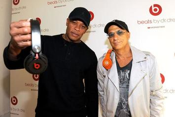 Apple May Be Looking To Acquire Dr. Dre's Beats Electronics For $3.2 Billion [Update: Dr. Dre Confirms]