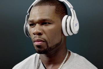 """50 Cent Plans To Release """"Street King Immortal"""" In September"""