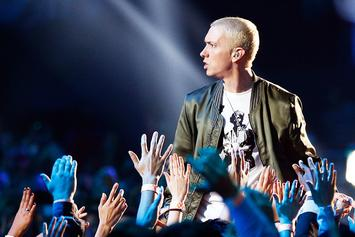 Eminem Is The First Artist Ever To Earn Two Digital Diamond Awards