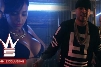 "Mally Mall Feat. Iamsu!, French Montana & Chinx ""Hot Girls"" Video"
