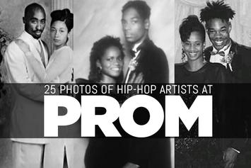 25 Photos Of Hip-Hop Artists At Prom