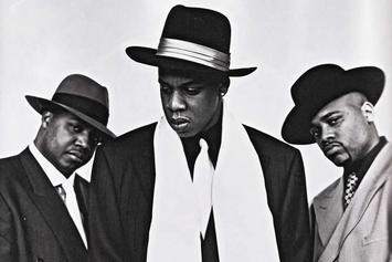 Jay Z, Roc-A-Fella Records Sued By Chauncey Mahan Again