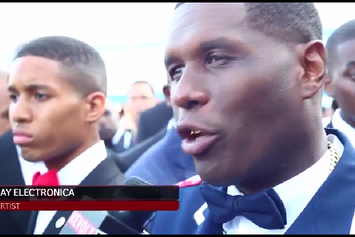 Jay Electronica Speaks Briefly On Struggling With Addiction