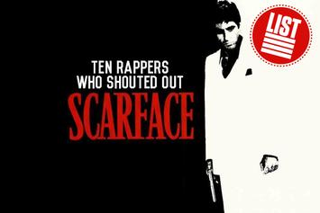 10 Rappers Who Shouted Out Scarface
