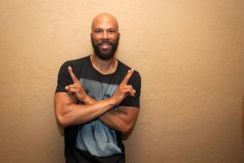 """Common's First Week Sales For """"Nobody's Smiling"""""""