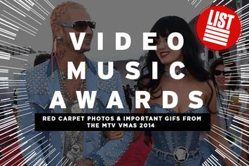 Red Carpet Photos & Important GIFs From The MTV VMAs 2014