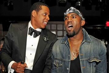 Jay Z And Kanye West Are Co-Producing The New Chris Rock Movie