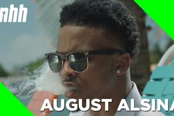 "August Alsina Speaks On ""No Love"" Remix With Nicki Minaj"