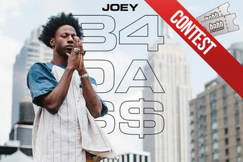 "Ticket Giveaway: Joey Bada$$ ""B4.DA.$$"" Tour"