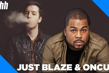 "OnCue & Just Blaze Talk Working Relationship & ""Angry Young Man"""