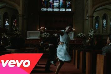 "Flying Lotus Feat. Kendrick Lamar ""Never Catch Me"" Video"